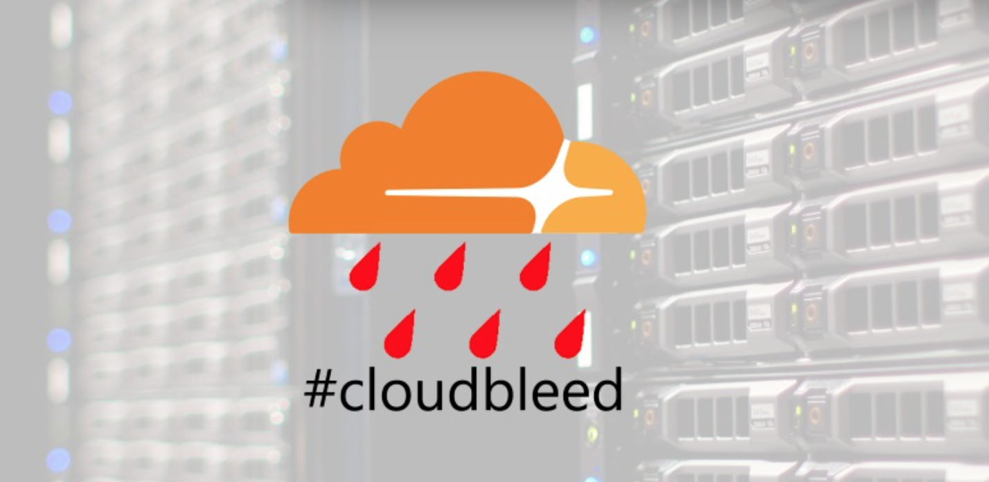 """Breaking News: """"Cloudbleed"""" & Protecting Your Data"""